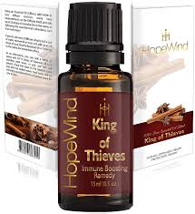 Essential Oil Amazon Amazon Com King Of Thieves Essential Oil Blend 100 Pure