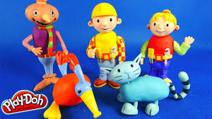 bob builder play doh bob wendy spud pilchard bird