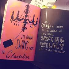 Sia Chandelier Lyric 29 Images About Wreck This Journal On We Heart It See More About