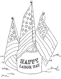d day coloring pages american labor day coloring page color luna