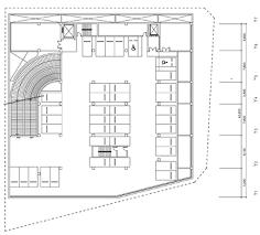 clue movie house floor plan gimpo art hall by g lab dezeen