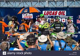 pro motocross live rancho cordova ca 20th may 2017 second place 25 marvin