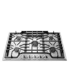 Frigidaire Downdraft Cooktop Frigidaire Gallery 30 U0027 U0027 Gas Cooktop Stainless Steel Fggc3047qs