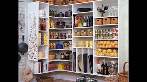 How To Make A Kitchen Pantry Cabinet Kitchen Pantry Closet Organizers Youtube