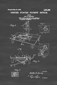 disney animation camera patent 1940 patent print wall decor