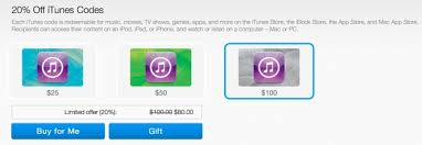 buy gift cards at a discount get 20 discount on itunes gift cards from paypal