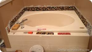 bathroom tile ideas 2011 diy newlyweds diy home decorating ideas projects march 2011