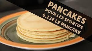 cuisine pour sportif pancakes pour les sportifs la cuisine de tryphon simon