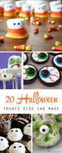 20 fun halloween treats to make with your kids it u0027s always autumn