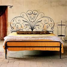 interior art nouveau iron frame steel bed design ideas artistic