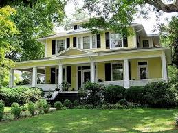 interior design home decorating trends with exterior paint color