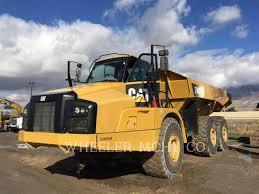 cat used articulated dump trucks for sale utah wheeler