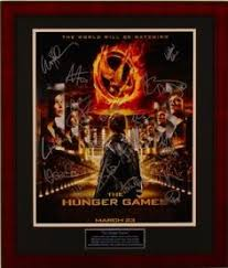 silent auction ideas star wars autographed movie poster