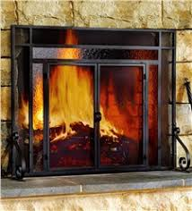 Fireplace Opening Covers by Fireplace Screens Fireplace Covers Plow U0026 Hearth