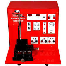 Auto Electrical Test Bench Battery Charger U0026 Tester Manufacturing In India