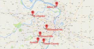 St Louis Zip Code Map Telle Tire U0026 Auto Centers Best Tires And Auto Service In St Louis