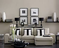 Black And Brown Home Decor Black And Living Room Decor Meliving E3bc4ccd30d3