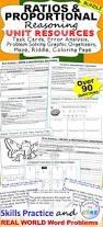 6th Grade Math Worksheets Ratios 40 Best Ratios U0026 Proportional Reasoning Images On Pinterest