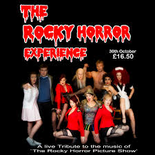rocky horror tribute show halloween party night tickets
