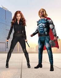 Halloween Costume Black Widow Thor Costumes Adults U0026 Kids Halloweencostumes