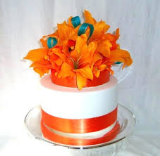 tiger lily bouquets weddings tiger lily and artificial wedding