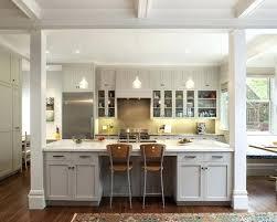 galley kitchen island galley kitchen design with island kitchen islands with columns