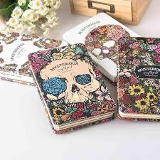 new diary notebook sketchbook drawing devil and angel sketch book