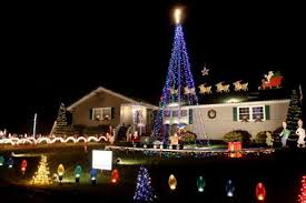 christmas lights in south jersey lights santa action vote for south jersey s top christmas lawn