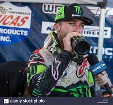 lucas oil pro motocross championship may 20 2017 rancho cordova ca 3 eli tomac takes first place