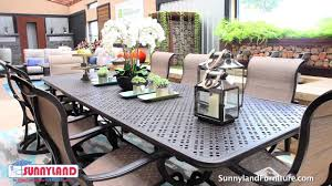 outdoor gallery at sunnyland patio furniture youtube