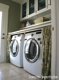 How To Decorate A Laundry Room 25 Small Laundry Room Ideas Home Stories A To Z