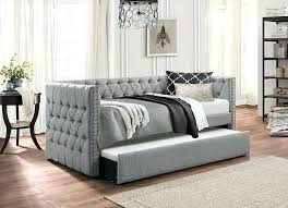 upholstered full size daybed u2013 equallegal co
