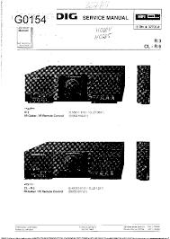 grundig 4570u am fm super sch service manual download schematics
