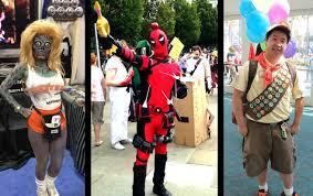good ideas for comic con costumes costume model ideas