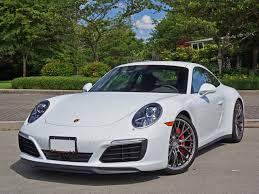 Porsche 911 Carrera 4s - 2017 porsche 911 carrera 4s road test review carcostcanada