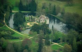 scotney castle floor plan google search places pinterest