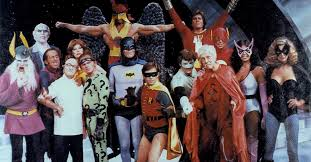Halloween Costumes 70s Variety Special U0027legends Superheroes U0027