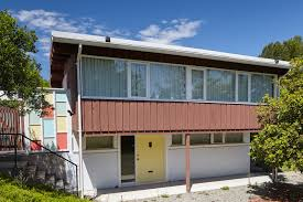 Mid Century House by Styling A Rescued Mid Century Gem Dwell