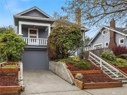 seattle craftsman homes