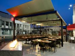 Asian Patio Design by Outdoor Dining Restaurants In Los Angeles Summer 2017 Lukshon