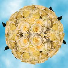 roses wholesale stem light yellow roses wholesale large bouquet of roses