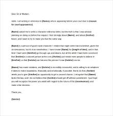 how to write a character reference letter for tenant letter idea