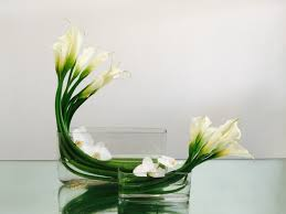 calla lily home decor los angeles florist flower delivery by la premier