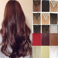 Synthetic Hair Extension by Popular Red Head Hair Extensions Buy Cheap Red Head Hair