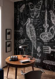 wallpaper designs for dining room christian benini unfolds the secrets of wall u0026decò wallpapers yatzer