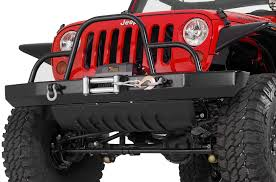 4 door jeep rock crawler warrior products front rock crawler bumper with winch mount for 07