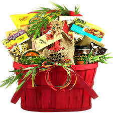 food gifts to send hot stuff gift basket