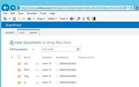 sharepoint 2013 customize display template for content by search