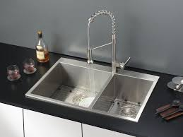 cheap kitchen sinks and faucets best 25 drop in kitchen sink ideas on drop in sink