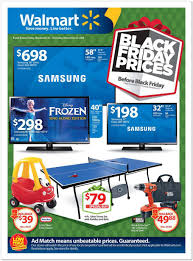 black friday 2015 walmart pre black friday ad scan